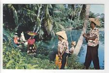 AK Port Antonio, Jamaica, Blue Hole Lagoon, 1971