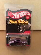 Hot Wheels 2011 RLC Tail Dragger PURPLE Real Riders Series 11 3955/4000