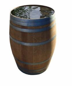 Holzfaß Regentonne Wasserfaß Eichenfaß Weinfaß gebraucht absolut dicht 50-300 L