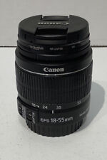 Canon Zoom Lens EF-S 18-55mm 1:3.5-5.6 IS II - Camera Lens - Canon