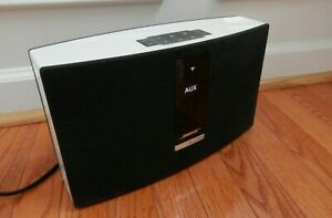 Bose SoundTouch 20 Wi-Fi Digital Music System Black/White *Tested Working Nice!