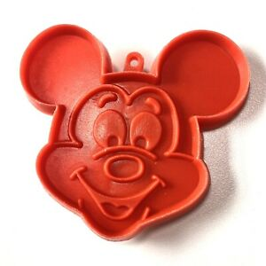 Vintage Disney Mickey Mouse Cookie Cutter