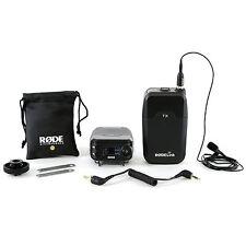 Rode RodeLink Filmmaker Kit Digital Wireless Microphone System For DSLR Cameras