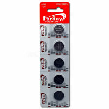 Battery Button Of Lithium CR2016 FERSAY, 5 Unidades. Batteries Button