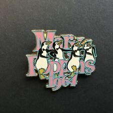 DLR - Mary Poppins - Penguins - Limited Edition 1500 Disney Pin 32383