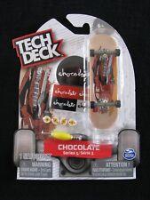 2018 Tech Deck Mini Skateboard Chocolate Series 5