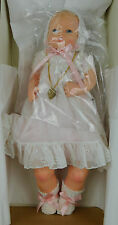 "Effanbee ~ BUBBLES ~ 15"" Baby Doll 1984 Reproduction #3556 NIB 60th Anniv LE"