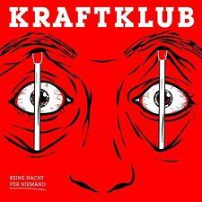 KRAFTKLUB - KEINE NACHT FÜR NIEMAND (LIMITED DELUXE BOX)  3 CD NEU