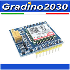 SIM800C GSM GPRS Modulo 5V/3.3V TTL STM32 C51 con Bluetooth e TTS per Arduino