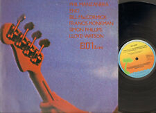 801 LIVE LP Phil Manzanera Brian ENO Roxy Music KINKS COVER You Really Got Me