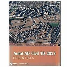 AutoCAD Civil 3D 2013 Essentials by Chappell, Eric