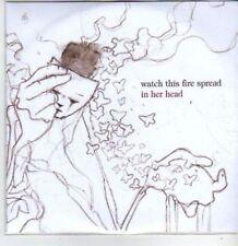 (BT477) Watch This Fire Spread, In Her Head - DJ CD
