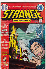STRANGE ADVENTURES LOT#238 &239 ADAM STRANGE HIGH GRADE