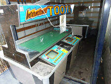 Horse racing game 'International Toote' 2 pieces!!! no shipping