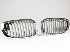 *BMW 3er E46 Nieren Kühlergrill Chrom Coupe / Cabrio LCI 03-06
