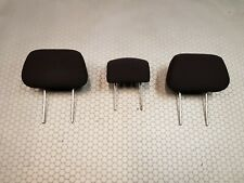 04 Mitsubishi Carisma Rear Seat Headrests Set of 3