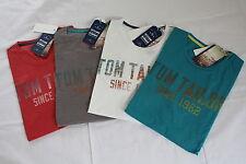 !!NEU: Tom Tailor Kurzarmshirt Unisex - Gr- M / L / XL / 2XL / 3XL !!