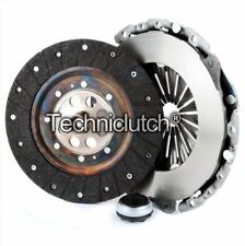ECOCLUTCH 3 PART CLUTCH KIT FOR PEUGEOT 407 SW ESTATE 1.6 HDI 110