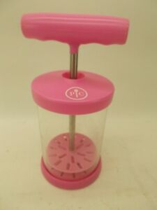 Pampered Chef Whipped Cream Maker Pink Press