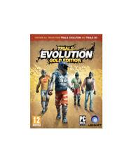 Trials Evolution Gold Edition Steelbook (pc Dvd)
