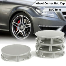 4pcs 73mm/68mm Car Auto Wheel Center Hub Cap Cover ABS For Benz 17140001259040