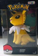 Tomy Pokemon Jolteon Plush Toys R Us Exclusive