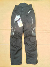 "BUFFALO Textile Motorbike Motorcycle Trousers Size UK 26"" waist XXS   No124"