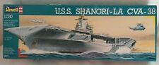 Revell U.S.S Shangri - LA CVA-38 5077  1:530 Modellbau