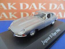Die cast 1/43 Modellino Auto Jaguar E-Type 1962