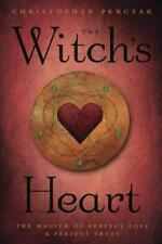 THE WITCH'S HEART - PENCZAK, CHRISTOPHER - NEW PAPERBACK BOOK