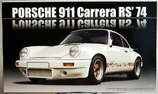 1974 Porsche 911 Carrera RS Enthusiast 1:24 Fujimi 126616