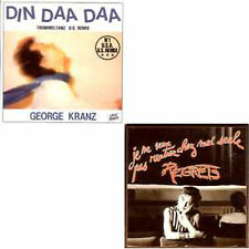 ★☆★ CD Single George KRANZ - REGRETS Din daa daa - Je ne veux pas rentrer  ★☆★