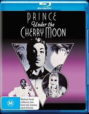 Under The Cherry Moon (Blu-ray 2016) New ExRetail Stock Genuine & unSealed D125