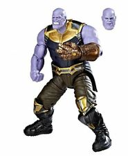 Marvel Legends 10th Anniversary 3 Pack Thanos 6 Inch Action Figure LOOSE