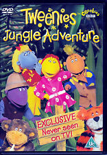 Tweenies - Jungle Adventure   Region 2 & 4 DVD