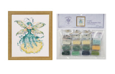 Mirabilia Cross Stitch Pattern and Embe