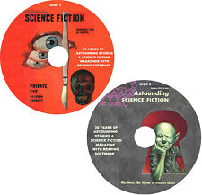 30 years of Astounding Stories/Science Fiction Magazines on 2 Dvd-Roms 337 issue