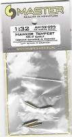 Master Model 1/32 Hawker Tempest MK.V Early Hispano cannons in Fairings AM32-095