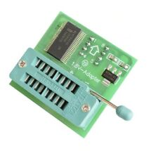 Regolatore adattatore SPI DIP ZIF 1.8V per EEPROM MX25 W25 X25 1.8V Chuwi BIOS