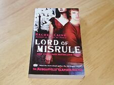 Lord Of Misrule The Morganville Vampires by Rachel Caine