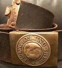Pre-1871 German Empire,Enlisted Man's Belt & M1847 Buckle,Kingdom of Wurttemberg