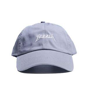 """YEEZUS"" Glastonbury Embroidered Dad Hat (supreme TLOP Life of pablo kanye west)"