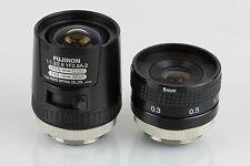 Two C-mount lenses ?Pentax Q