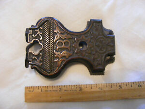Auto File PATENTED 1889 & 1894 Paperclip Receipt Holder , cast iron , Exc. cond
