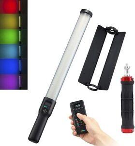 Godox LC500R Portable RGB LED Light Stick 2500K-8500K Bi-Color Full Color+Remote