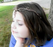 Renaissance Elven Headpiece Elven Tiara Medieval Crown Elf Circlet Queen