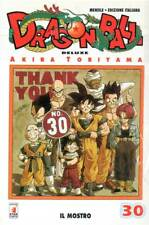 manga STAR COMICS DRAGON BALL DELUXE numero 30