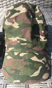 HEALTHTEX ⭐️ Youth Toddler One Size -A Lot Of 2 Green Camouflage Hats Caps NEW!