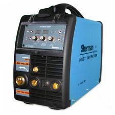 Sherman Inverter Welder DIGIMIG 206P MMA MIG MAG DC TIG 200Amp IGBP 230 AC 50Hz