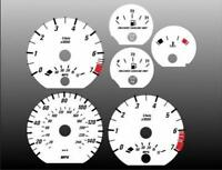 2000-2006 BMW 3 Series Coupe Dash Cluster White Face Gauges E46 00-06